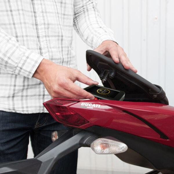 ردیاب موتور سیکلت و خودرو دیسکاور